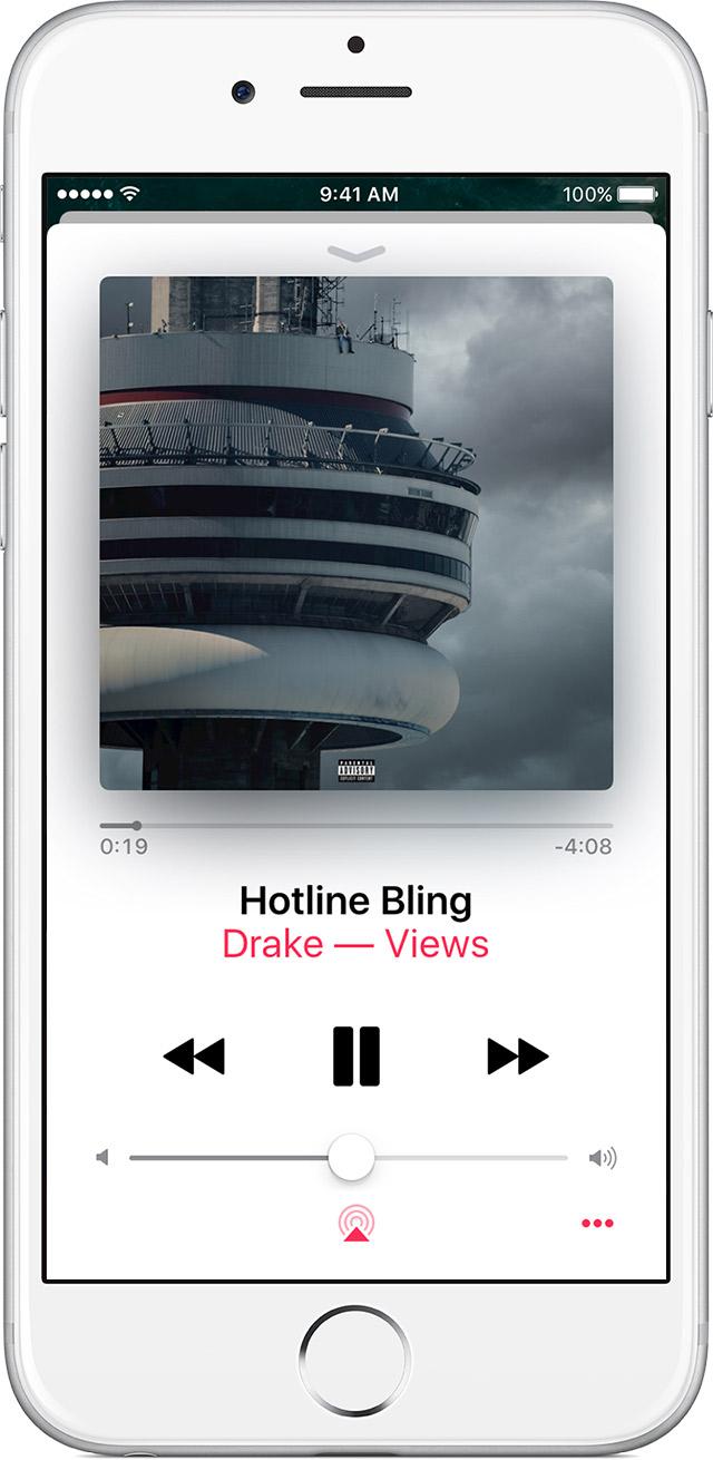 ios10-iphone6-apple-music-now-playing – AppleDrips
